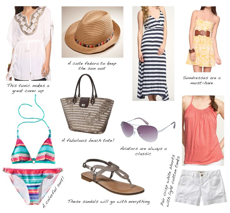 what to wear on vacation to hawaii | What to Wear…on a beach vacation! | Every Shade In Between
