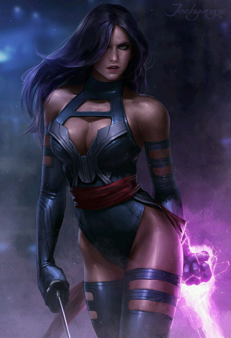 X-men Apocalypse Psylocke