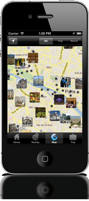 Big news. Tripomatic for iPhone now available for free! 400 destinations in your pocket. Grab it here http://www.tripomatic.com/iphone/