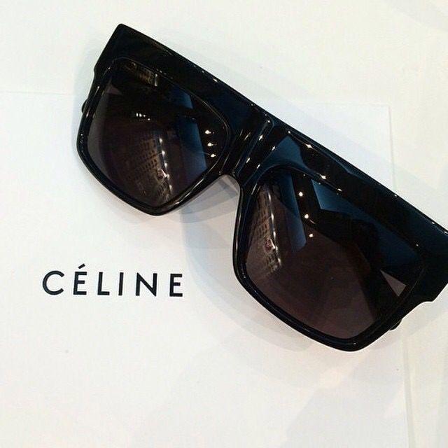 Celine sunglasses.
