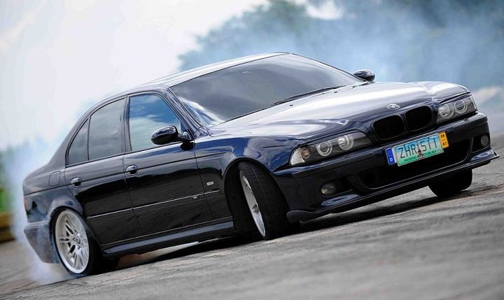BMW E39 M5 from the Philippines!