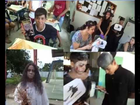 Sala de Leitura - Diretoria de Ensino de Guaratinguetá - Município de Lorena - Escola Aroldo Azevedo Prof.
