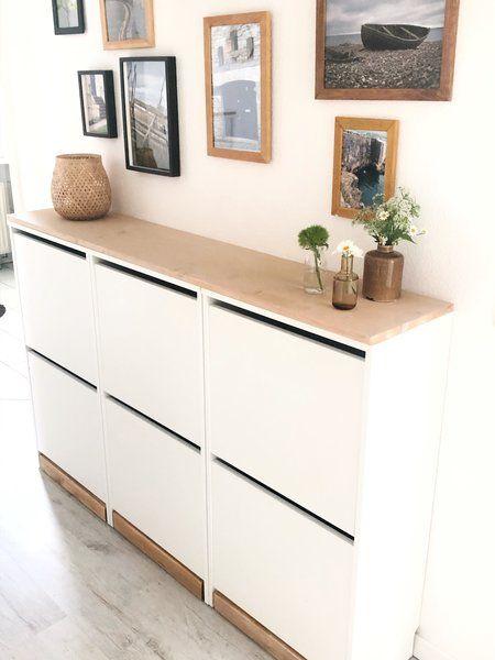 6 praktische IKEA-Hacks für den Flur