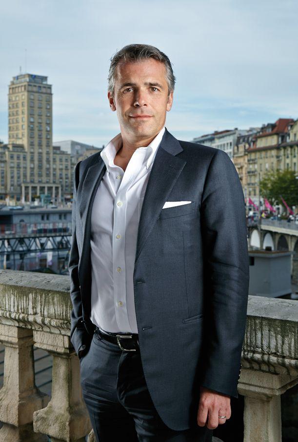 Yves Bonnard, avocat. © Jeremy Bierer
