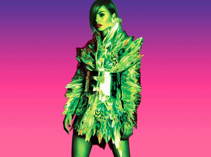 ATRL - Celeb Photos: Alexandra Stan's FLAWLESS 'Unlocked' album shoot.