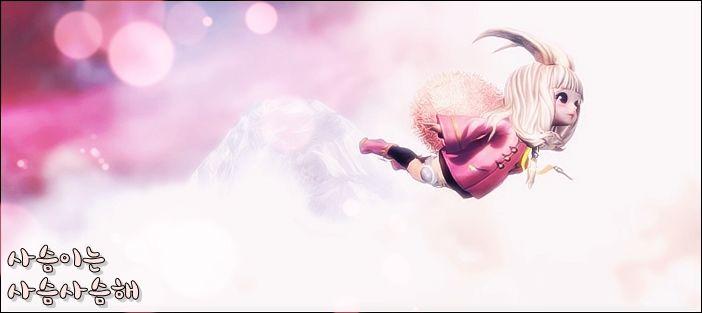 [♬] ✿ 하늘을 날으는 토끼 ✿ - 이미지게시판 : plaync 블레이드 & 소울