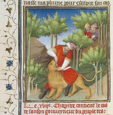 History of Art: Gothic Art-Illuminated Manuscripts,Master Boucicau