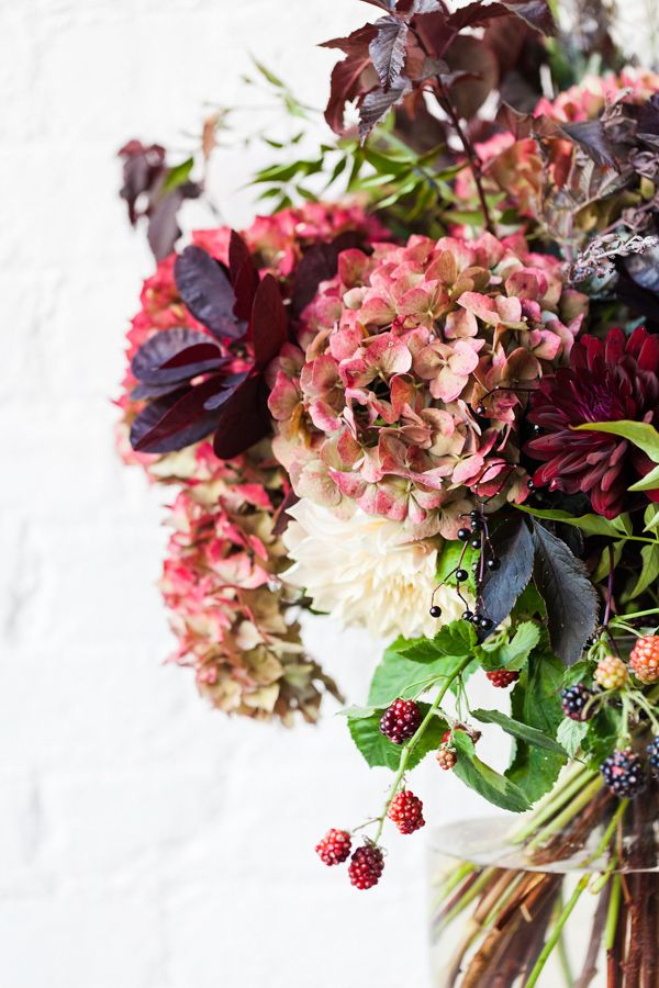 Social Media for Florists Workshop : London, 20th October 2015 : Part 3 - Styling & Food | Flowerona
