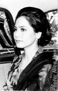 Dewi Soekarno. wife of Presiden Soekoarno (Kebaya MoodBoard)