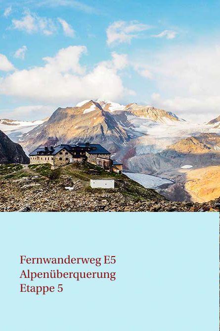 Die fünfte Etappe führte uns von der Braunschweiger Hütte über Vent zur Martin-Busch-Hütte an der österreichisch-italienischen Grenze. Lest mehr im Blog
