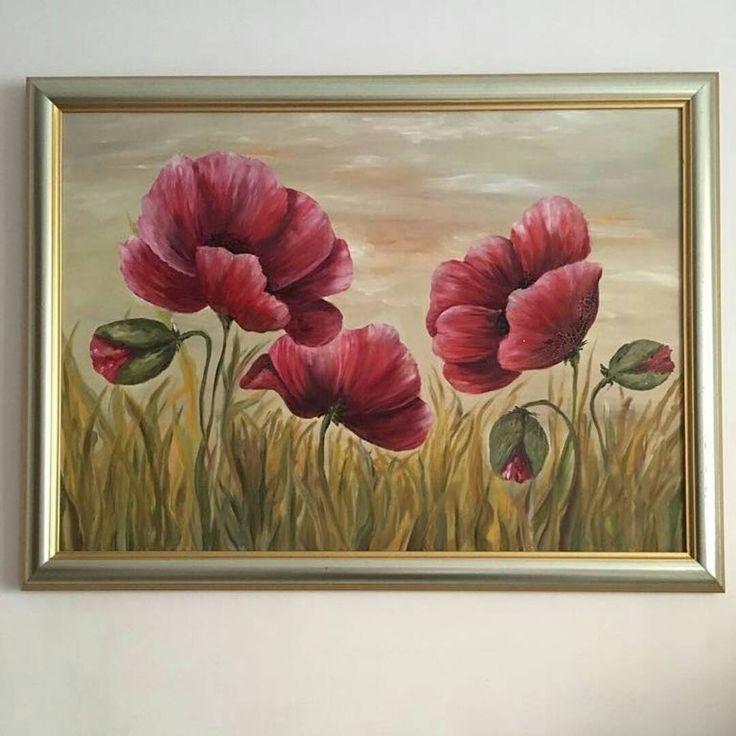 Gelincikler yağlı boya tablo 58x78cm ölçülerindedir ❗120TL❗ #hediye #antik #antika #mezat #obje #değişik #resim #ressam #tasarım #özel #eser #sanat #sanatçı #eski #eskici #çılgın #retro #vintage #style #dekor #dekorasyon #90s #80s #farklı #koleksiyon #yağlıboya http://turkrazzi.com/ipost/1518983871202300959/?code=BUUg8huj5Qf