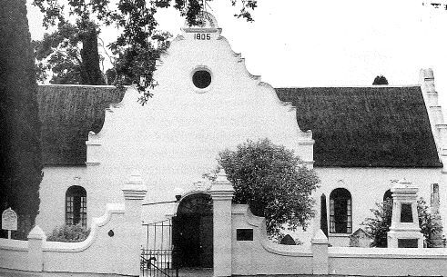 Strooidak Church 1805