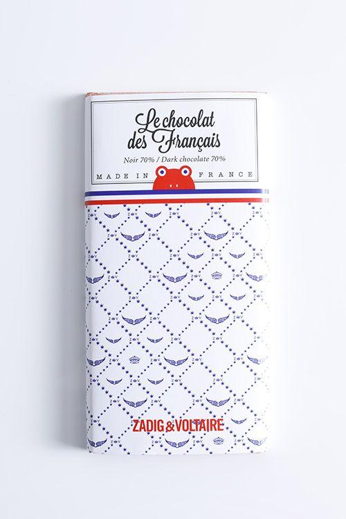 フランスのラグジュアリーブランド「ザディグ エ ヴォルテール(ZADIG & VOLTAIRE)」が、オリジナルパッケージによるタブレットチョコレートを2016年1月20日... もっと見る