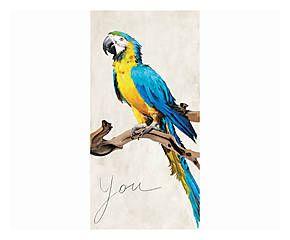 Stampa fine art su canvas con telaio in legno You - 100x50x4 cm