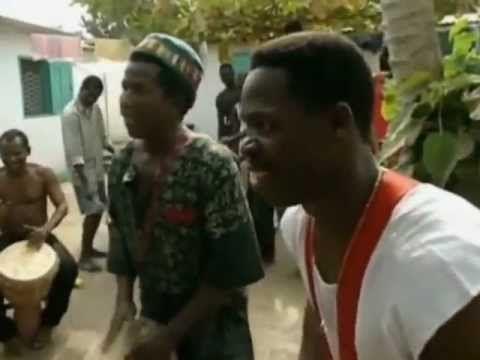 Grand Masters Unite: Fadouba Oularé,Famoudou Konaté,Mamady Keita soko Guinée 1994 - YouTube
