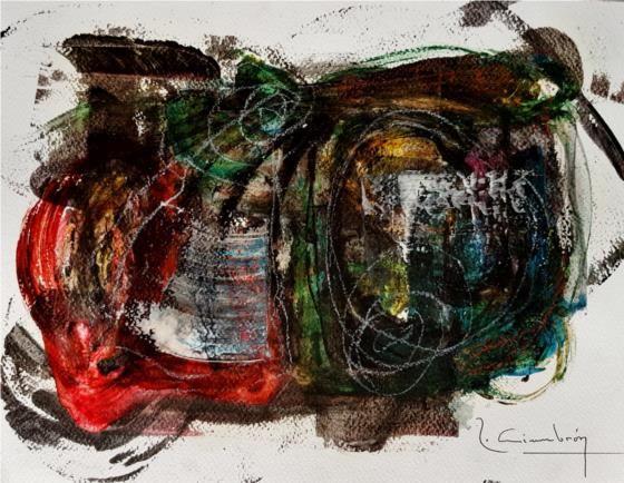 """Miguel Robledo Cimbrón: """"Art Com. 120"""" (2015)"""