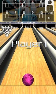 3D Bowling – Android App for Bowling Game Lovers