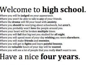 Quotes About High School Best 25 Funny Highschool Quotes Ideas On Pinterest  High School .