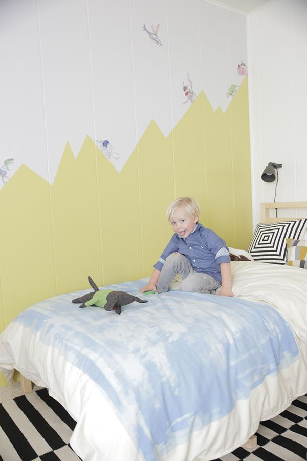 rocco's room reveal with @valsparpaint #ValsparReseve #paint #kidsrooms