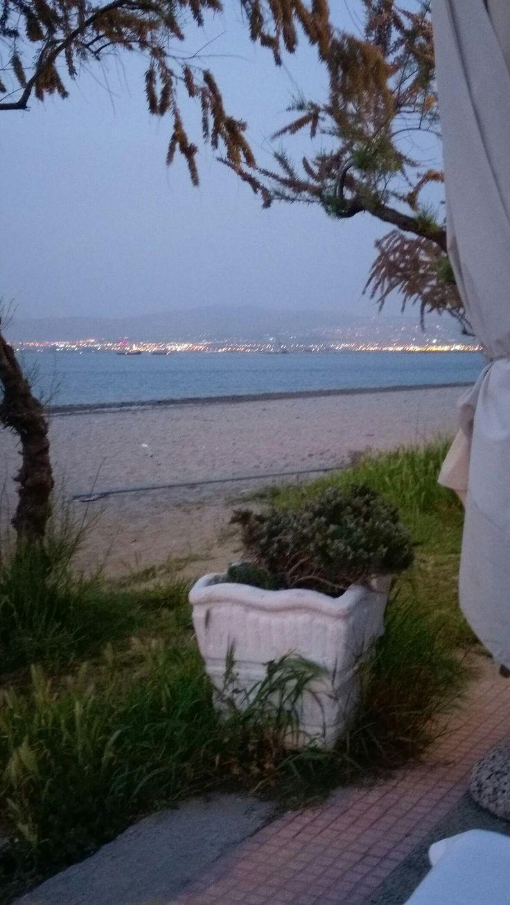 Peraia-Thessaloniki view