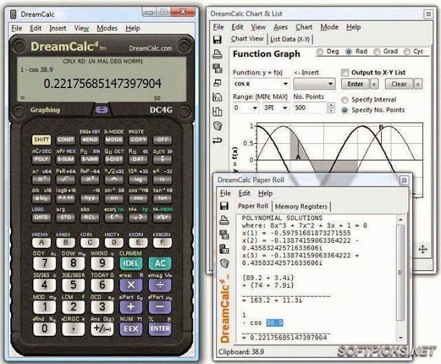 DreamCalc v5.0.2
