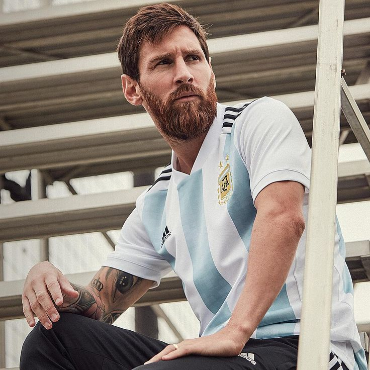 """135.5k Likes, 276 Comments - Team Messi (@teammessi) on Instagram: """"The captain prepares to lead his country.  @leomessi introduces the @afaseleccion 2018…"""""""