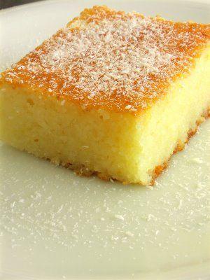 Yoğurt Tatlısı | Usta Yemek Tarifleri