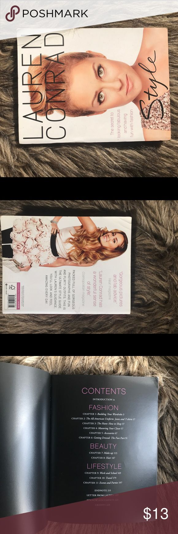 Style by Lauren Conrad Style and beauty book written by Lauren Conrad LC Lauren Conrad Other