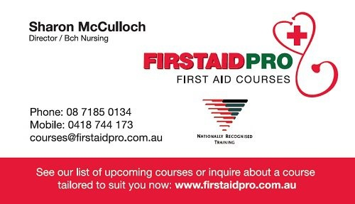First Aid Pro needed to establish a brand, website and necessary marketing collateral. We came to the party, and included these business cards to help them get their business started.