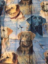 Good Chocolate+lab+shower+curtain | Labrador Retriever Black Chocolate Yellow  Lab SHOWER CURTAIN