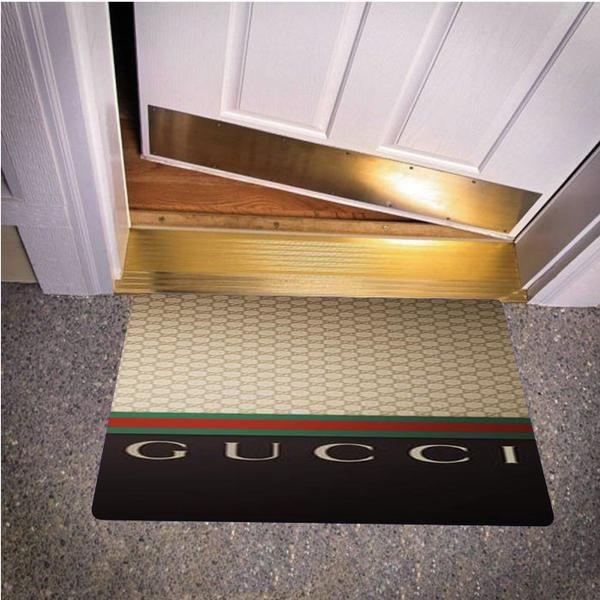 Gucci Pattern Home Amp Garden Door Mats Bedroom Carpet Bath Or Door Mats Durable Commercial Grade Polyester Surface Fa Bedroom Carpet Buying Carpet Door Mat