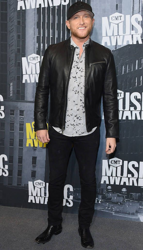 """2017 CMT Music Awards - COLE SWINDELL - The """"Middle of a Memory"""" singer is ready to rock out all night long."""