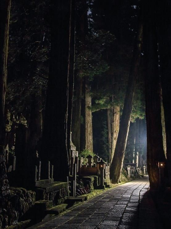 Mount Koya, Wakayama, Japan