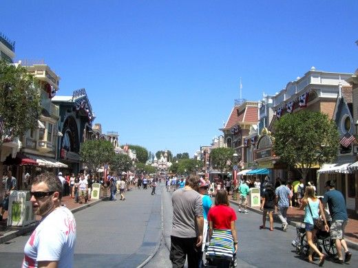 "Disneyland's address is 1313.   The 13th letter of the alphabet is the letter m. The address spells ""mm"" for Mickey Mouse."