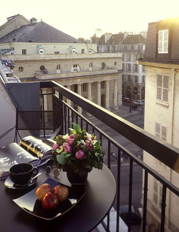 lacloserie:  filfranck.com Hotel Jardin de l'Odéon Paris