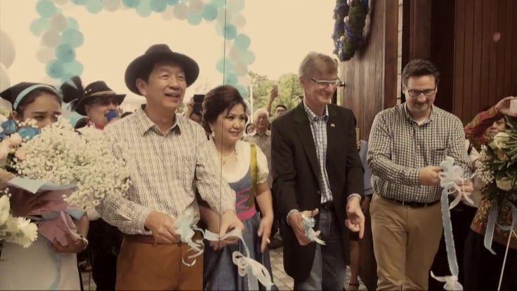 Bavarian Haus Opening - YouTube