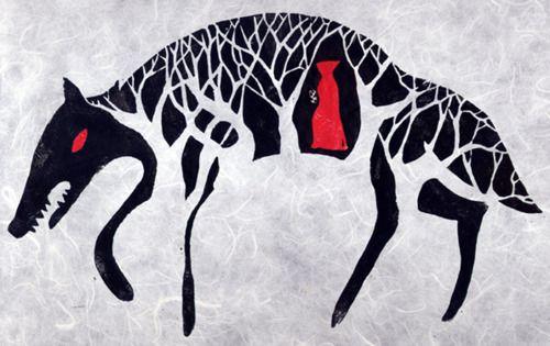 """Red Riding Hood"" by lardicake"