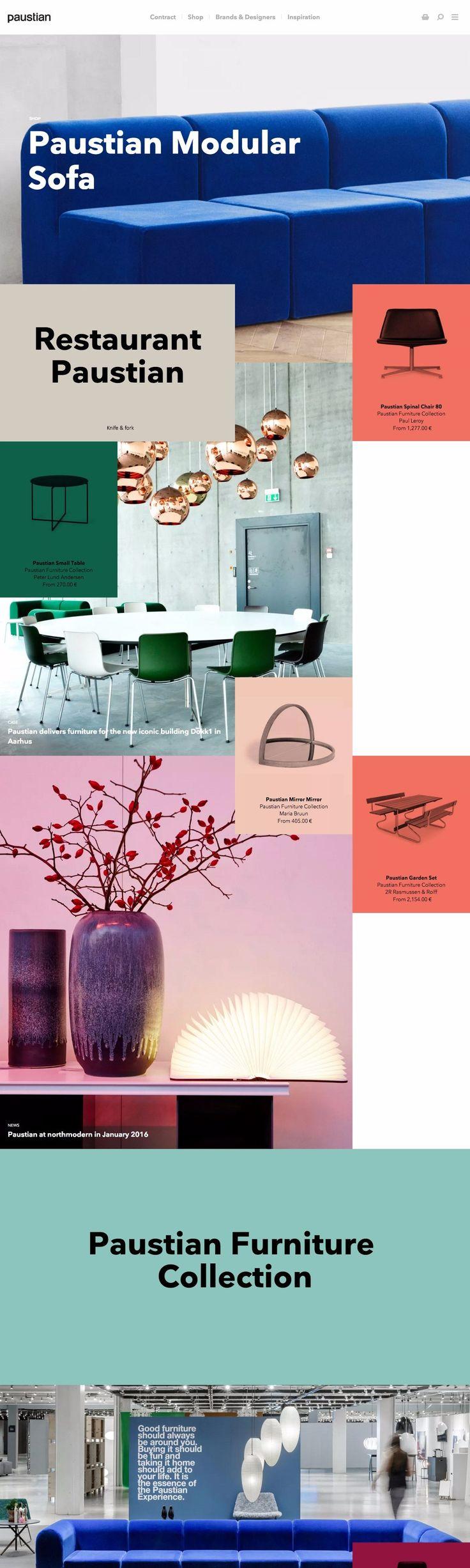 #webdesign Paustian | DRAWWWERS