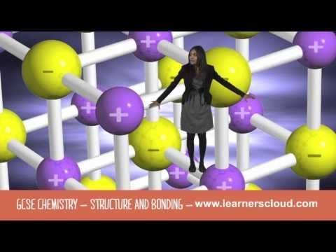 GCSE Chemistry module: Structure and Bonding    By the end of this topic you will have covered:  - Ionic and covalent bonding  - Metal structure and properties  - Ionic compounds  - Simple covalent molecules  - Giant covalent structures    GCSE revision videos and apps from LearnersCloud:  http://www.learnerscloud.com/student/products/gcse-chemistry    To find out more and to start a free trial visit:  http://www.learnerscloud.com/student/home/gcse/gcse-revision