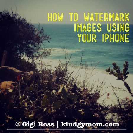 Use the Marksta app to watermark your mobile images before you share them on social networks!