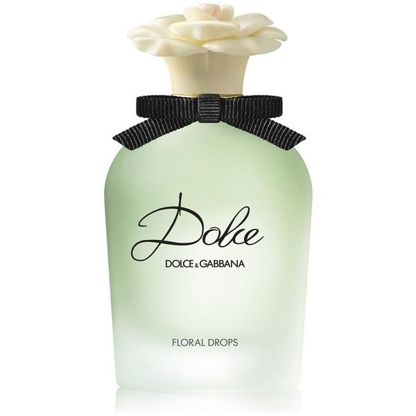 Dolce & Gabbana Parfums Dolce Floral Drops ($75) ❤ liked on Polyvore featuring beauty products, fragrance, edt perfume, edp perfume, eau de perfume, floral fragrances and dolce gabbana perfume