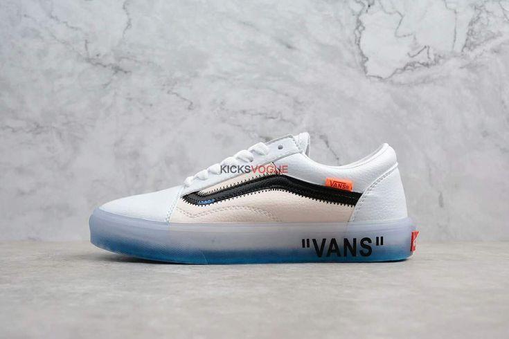 Virgil Abloh Off-White x Nike Custom