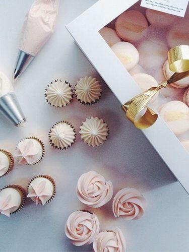 Postres miniatura, una opción encantadora para tu boda.