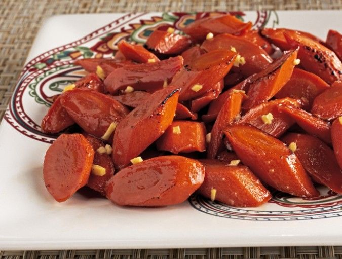 carrots glazed carrots with cayenne tamarind ginger tamarind glazed ...