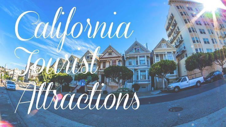 California Tourist Attractions https://youtu.be/Eb5g5eMj_dI