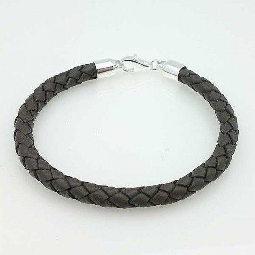 Pulsera Cuero Hombre / Leather Bracelet Man
