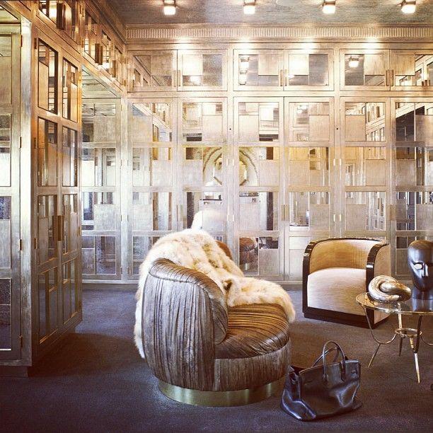 Kelly Wearstler @kellywearstler Dream closet I de...Instagram photo | Websta