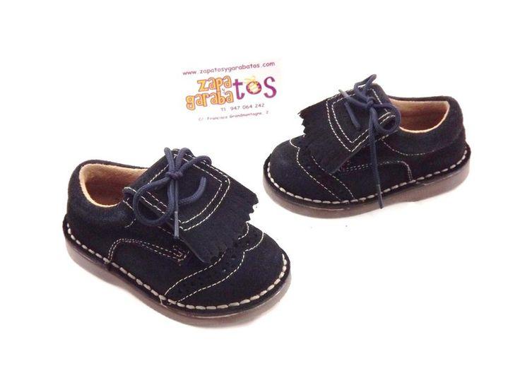 Zapatos blucher para niños y niñas online | Calzado Infantil