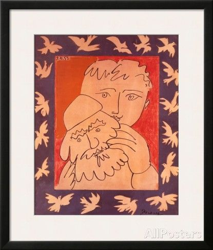 New Year Poster by Pablo Picasso at AllPosters.com