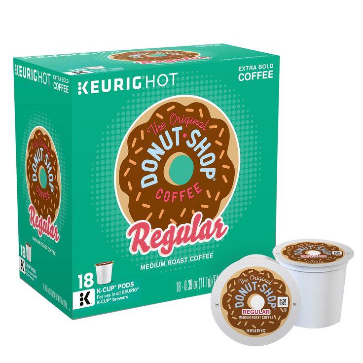 The Original Donut Shop Coffee 180 K-Cup Pods